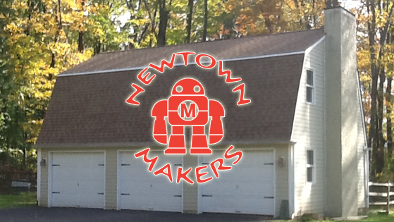 Newtown Makers is a Makerspace and is part of the larger Maker Movement.